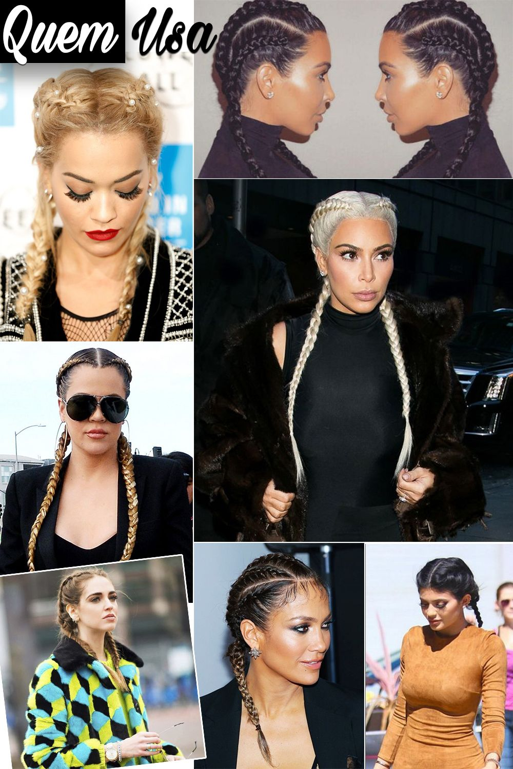 tendencia capilar boxer braids blog da mariah celebrities
