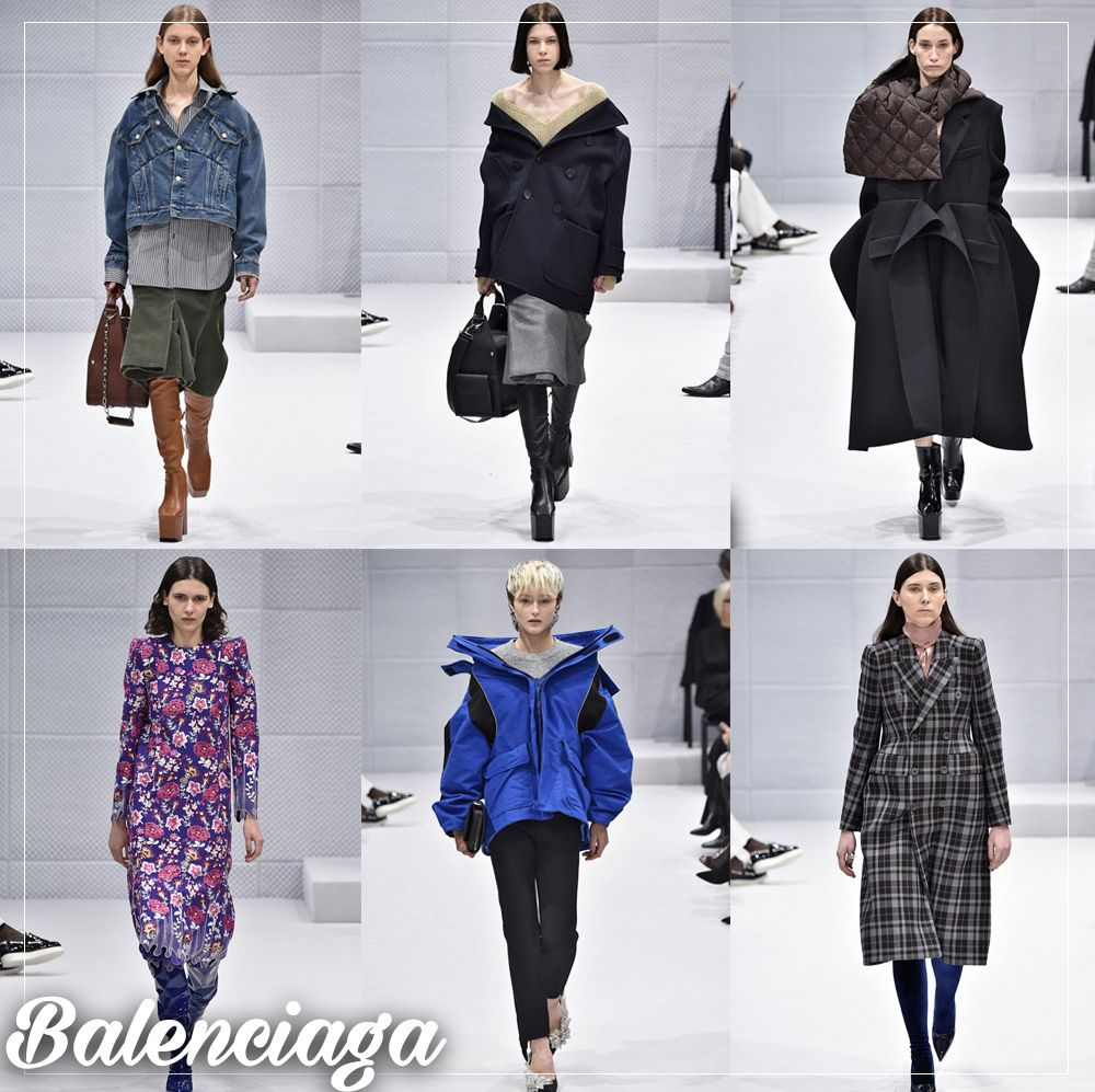 top 10 desfiles paris blog da mariah BALENCIAGA