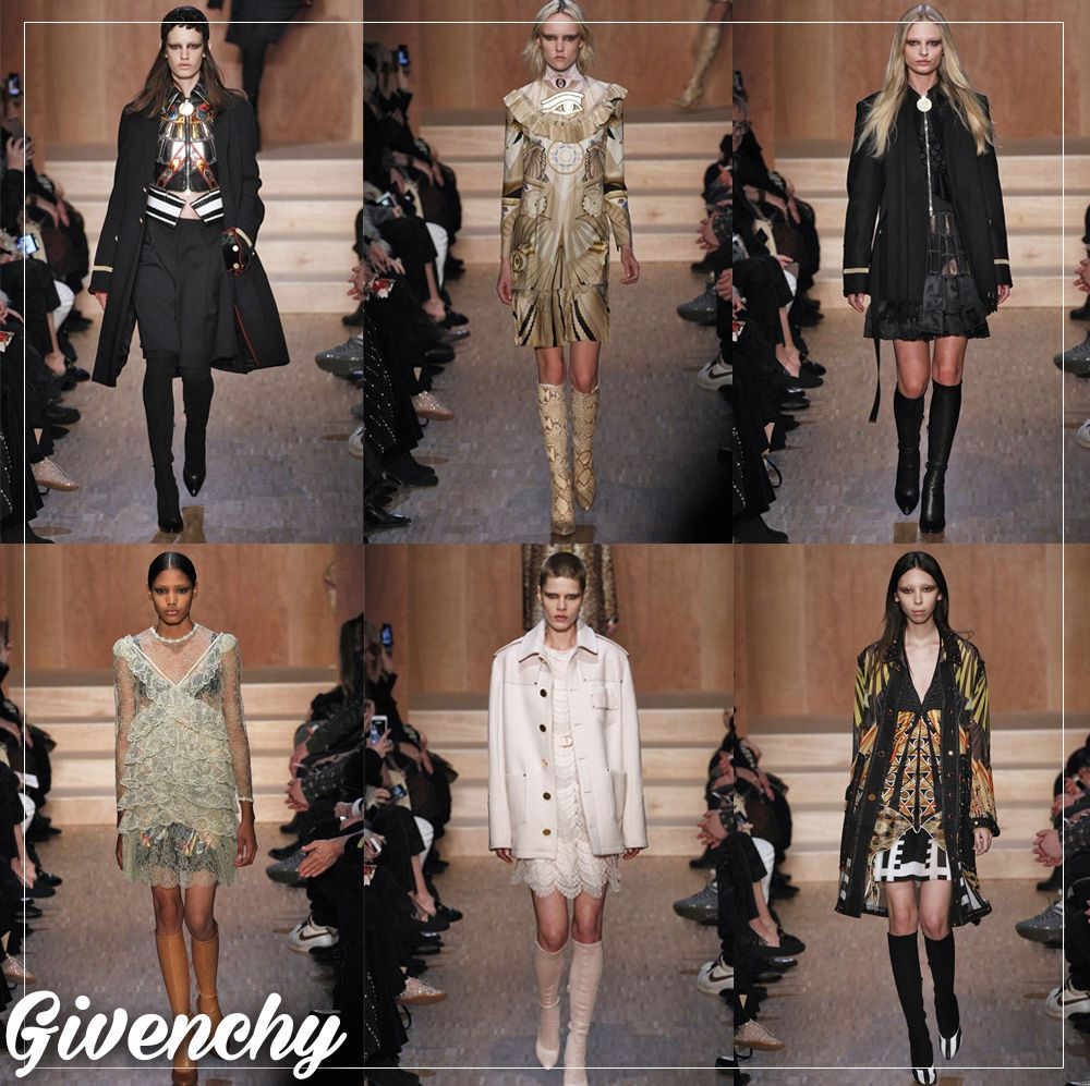 top 10 desfiles paris blog da mariah GIVENCHY