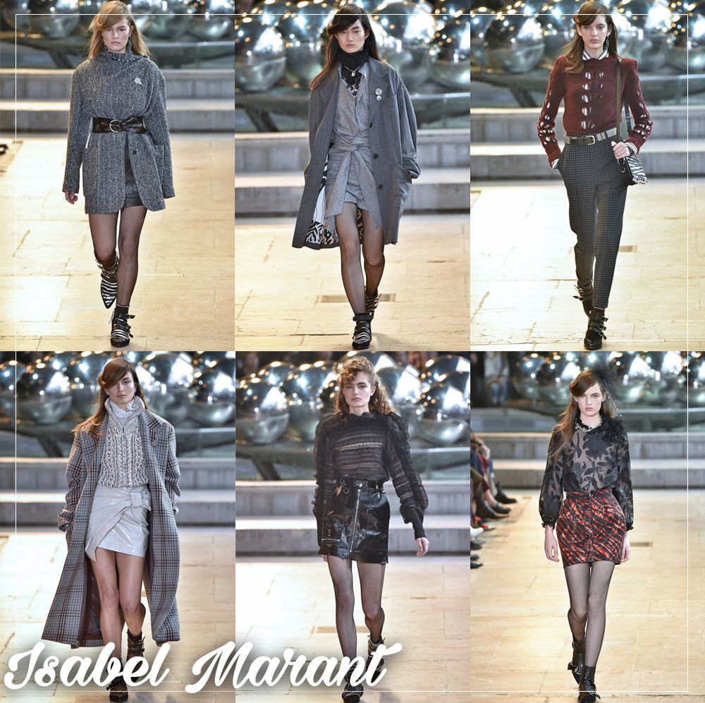 top 10 desfiles paris blog da mariah Isabel Marant