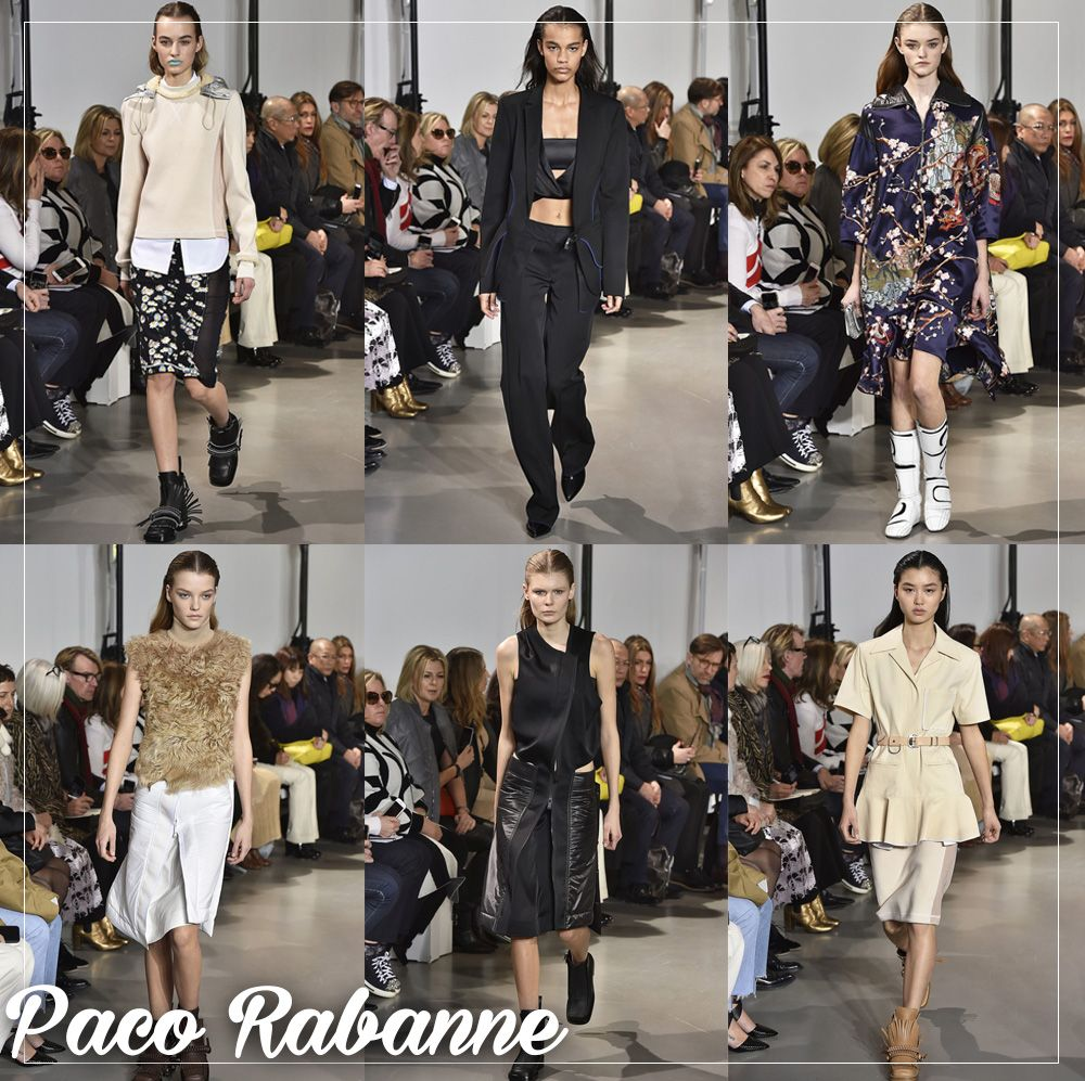top 10 desfiles paris blog da mariah PACO RABANNE