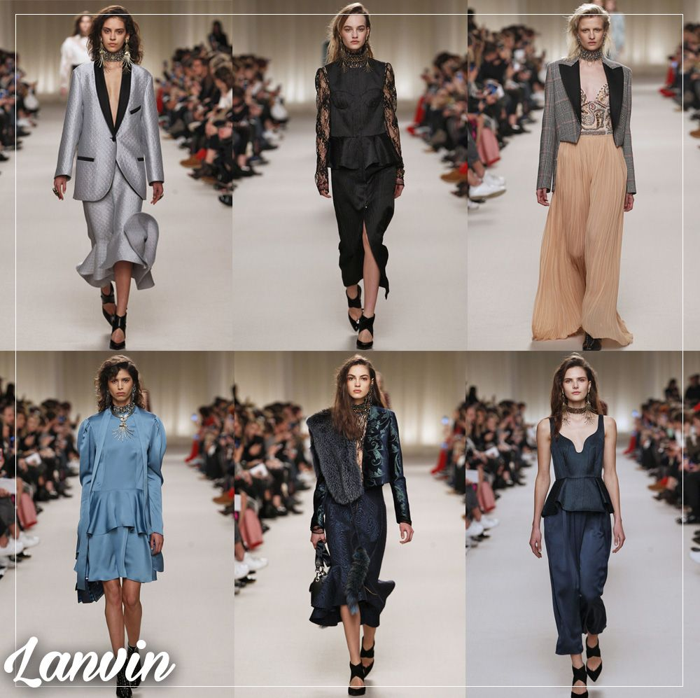 top 10 desfiles paris blog da mariah lanvin