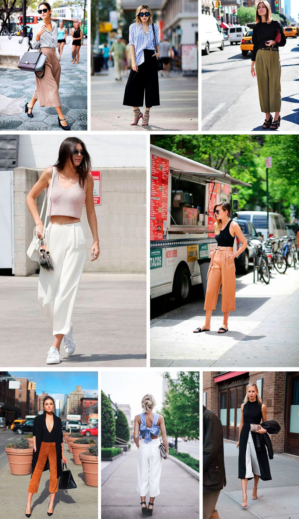calca pantacourt como usar blog da mariah looks