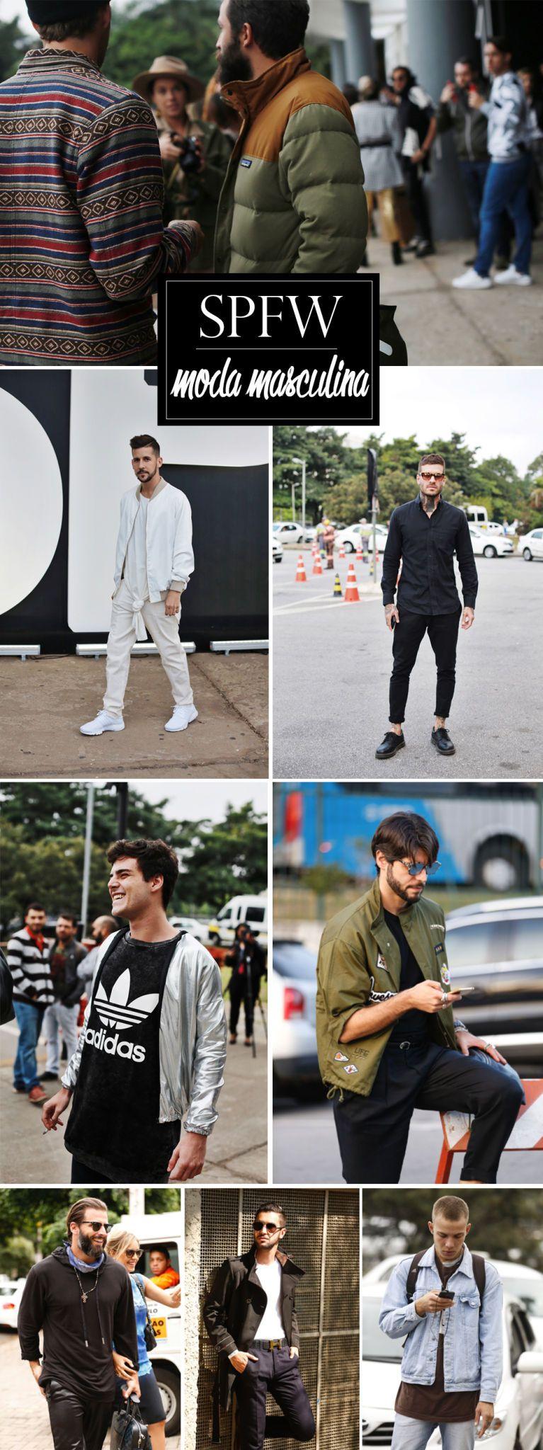 looks masculinos no spfw street wear blog da mariah