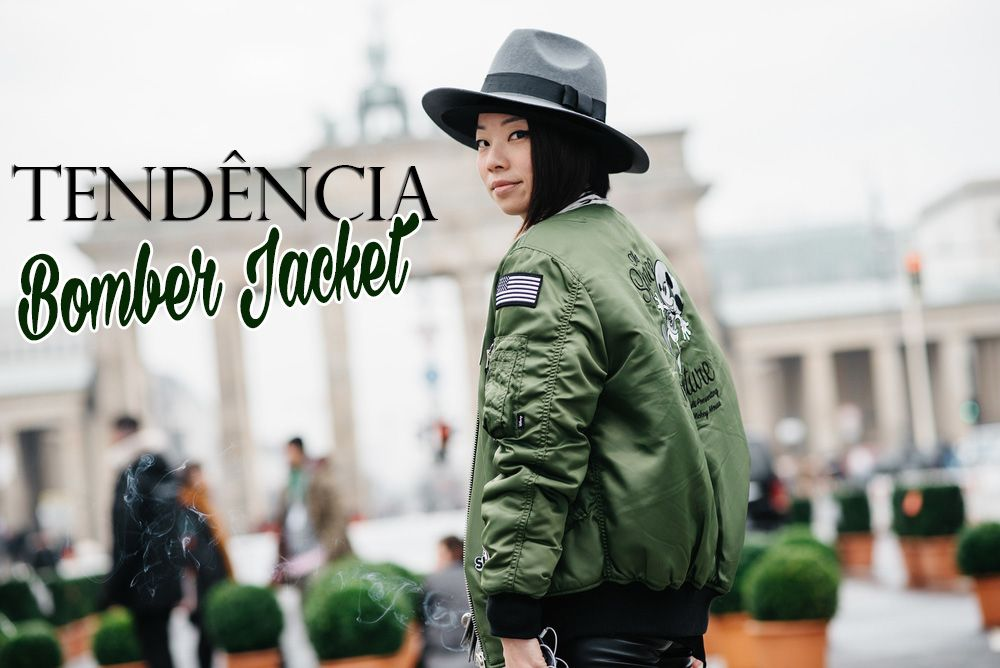 Bomber Jacket- A peca IT que transforma qualquer look blog da mariah capa