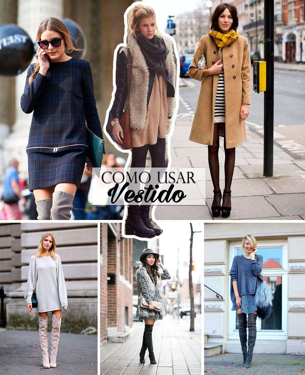 Looks de Inverno com Pecas de Verao blog da mariah vestido