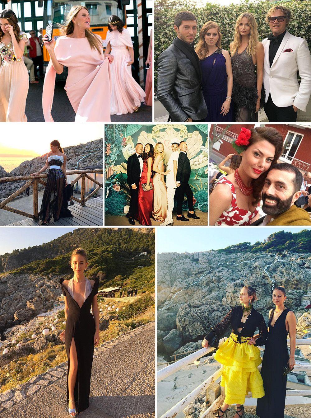 O Casamento Mais Fashionista do Ano de Giovanna Battaglia blog da mariah convidados