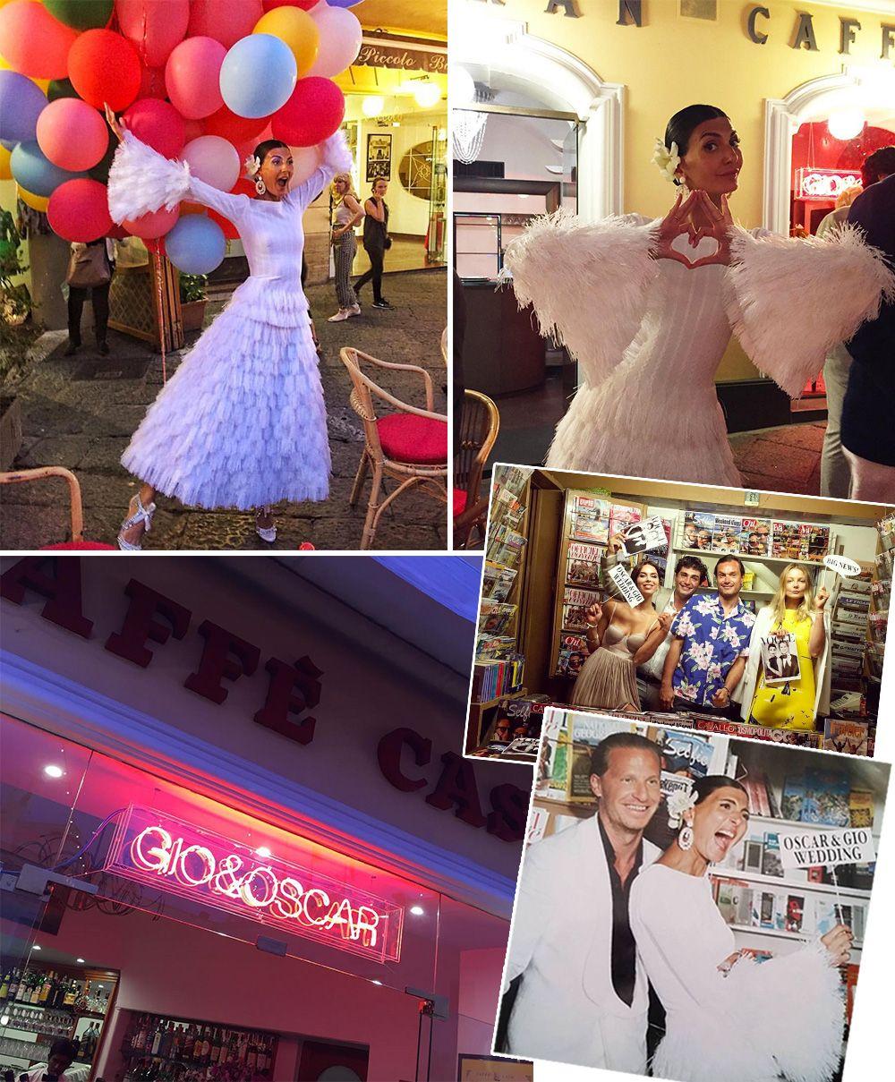 O Casamento Mais Fashionista do Ano de Giovanna Battaglia blog da mariah festa 1