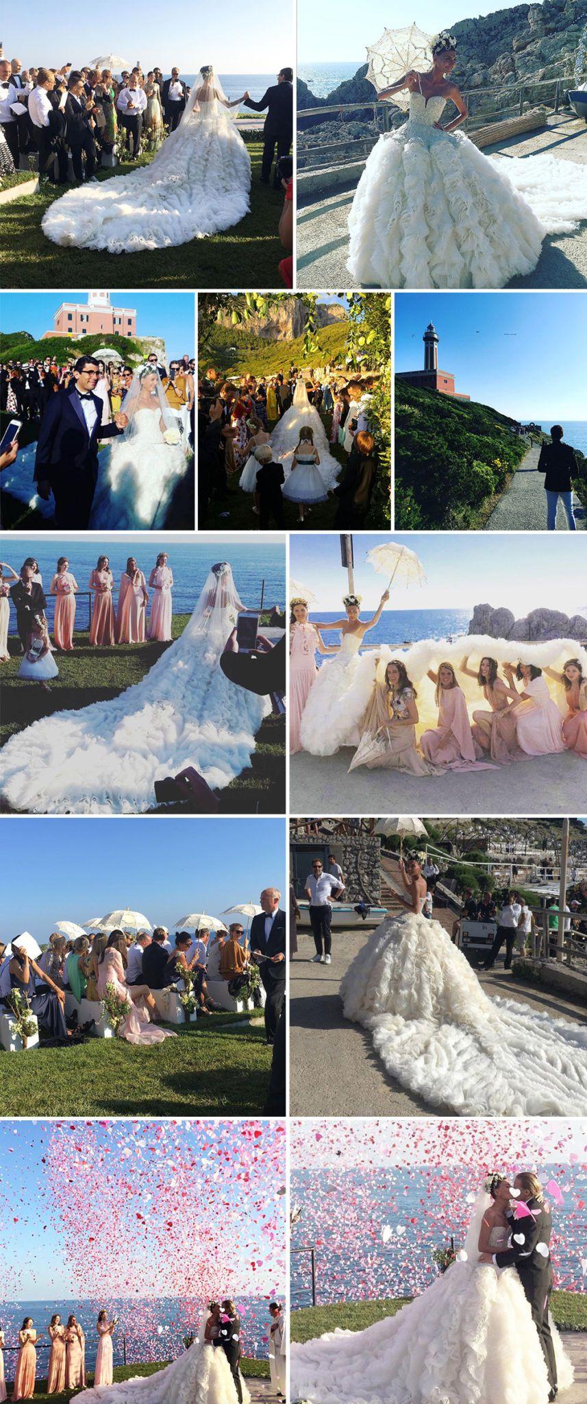 O Casamento Mais Fashionista do Ano de Giovanna Battaglia blog da mariah festa 2