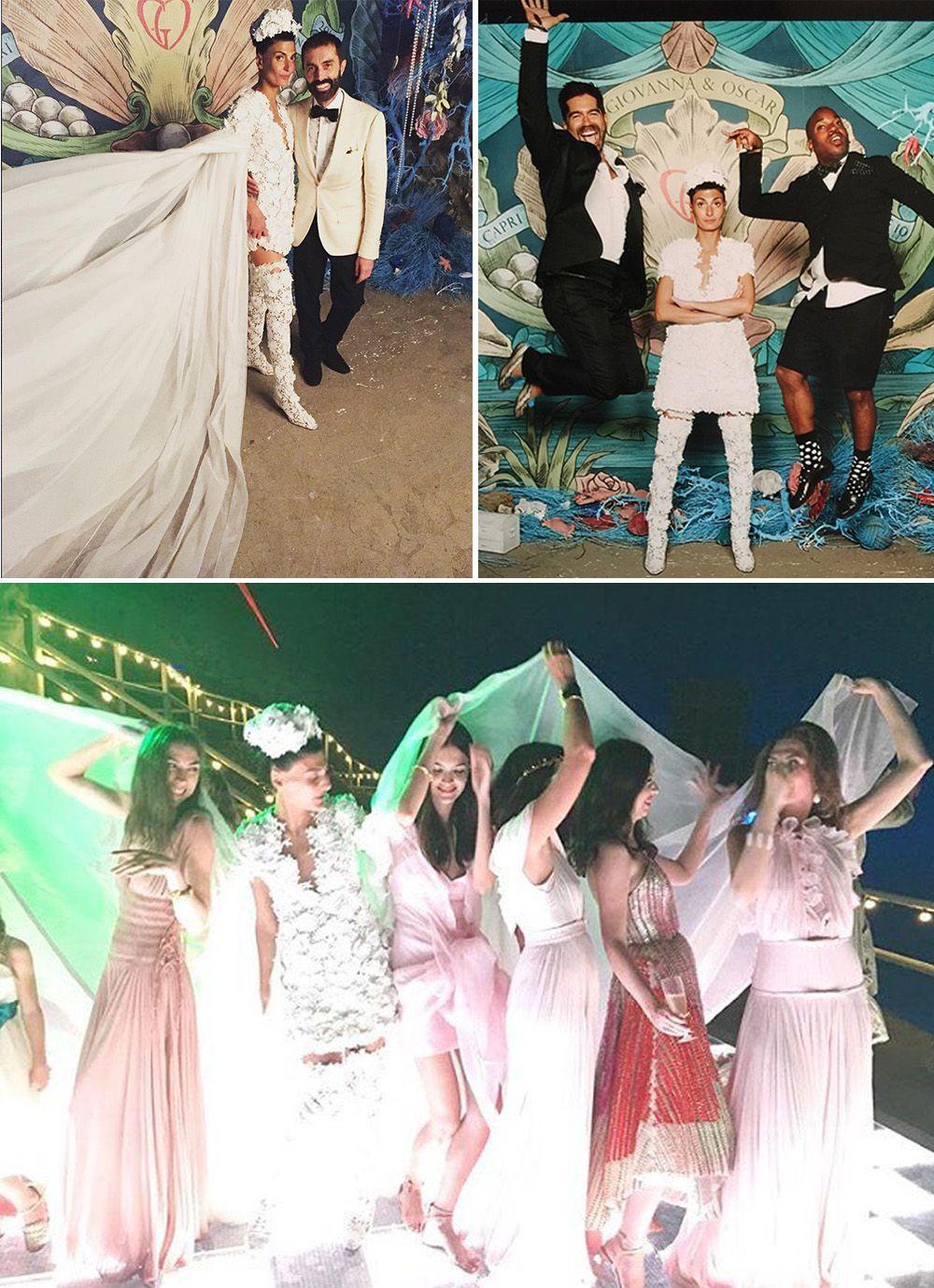 O Casamento Mais Fashionista do Ano de Giovanna Battaglia blog da mariah look 3