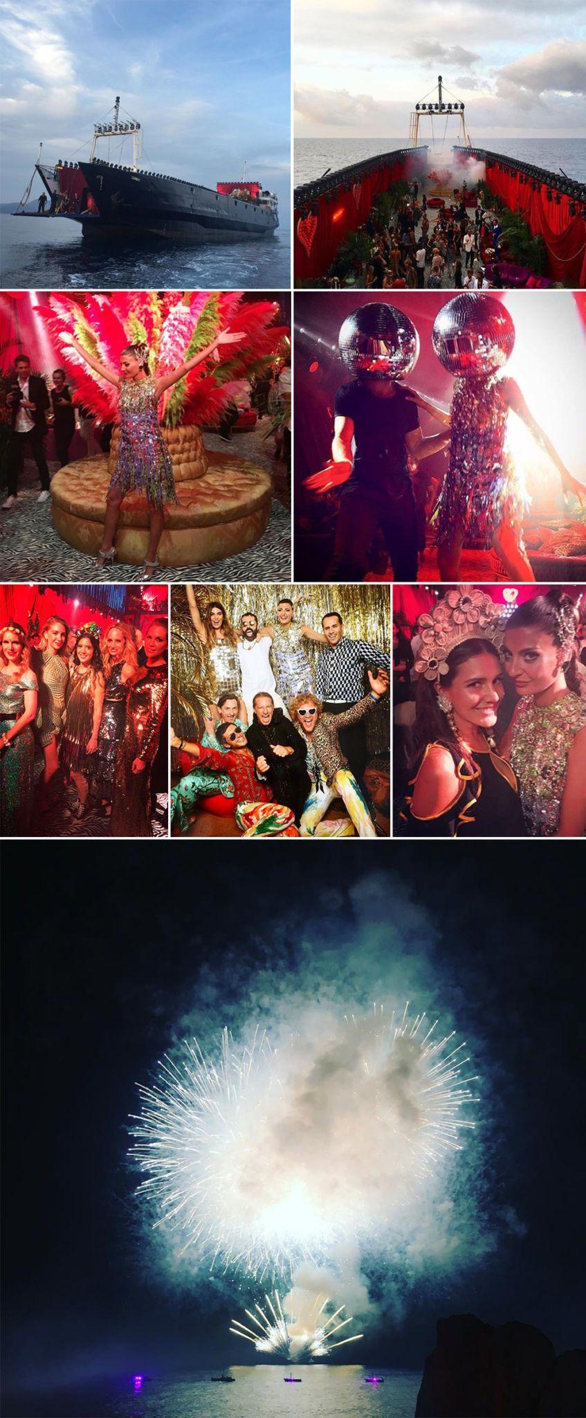 O Casamento Mais Fashionista do Ano de Giovanna Battaglia blog da mariah look 4
