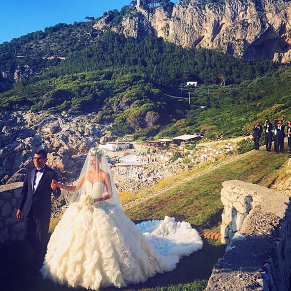 O Casamento Mais Fashionista do Ano de Giovanna Battaglia capa