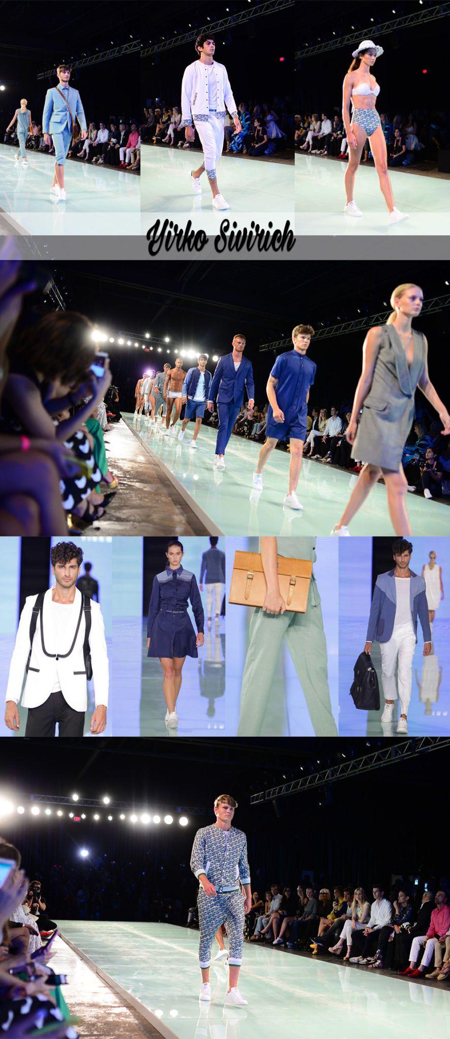 desfiles do miami fashion week blog da mariah Yirko Sivirich