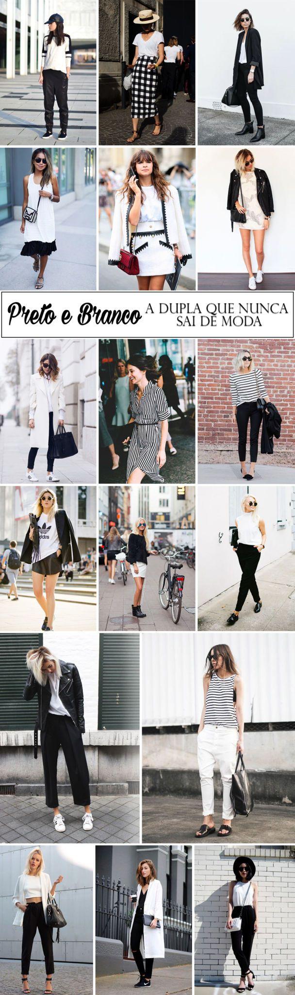 preto e branco a dupla que nunca sai de moda blog da mariah looks inspiracoes