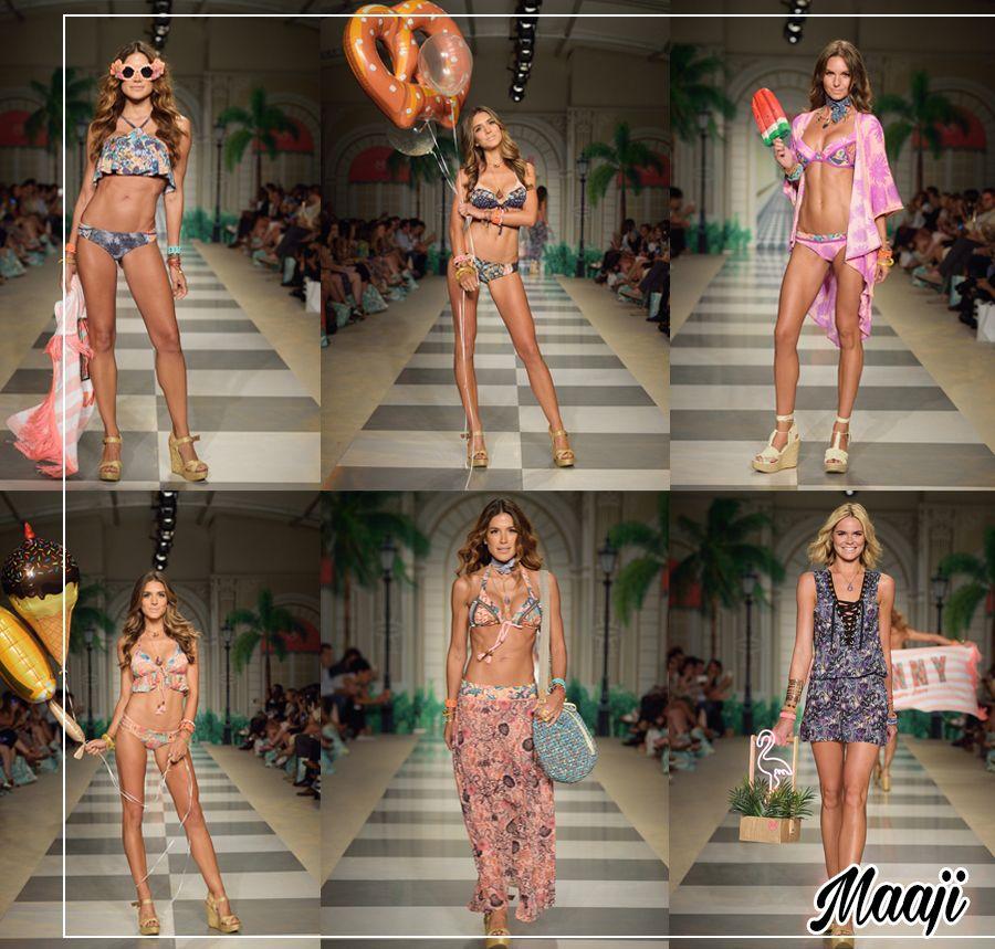 Os Desfiles do Funkshion Show em Miami blog da mariah majii