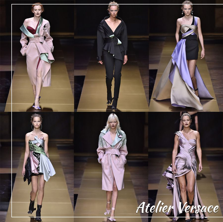 semana de moda alta costura paris blog da mariah Atelier Versace
