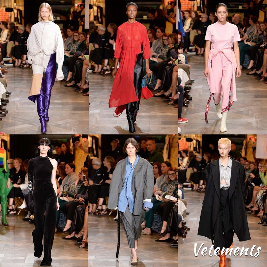 semana de moda alta costura paris blog da mariah Vetements