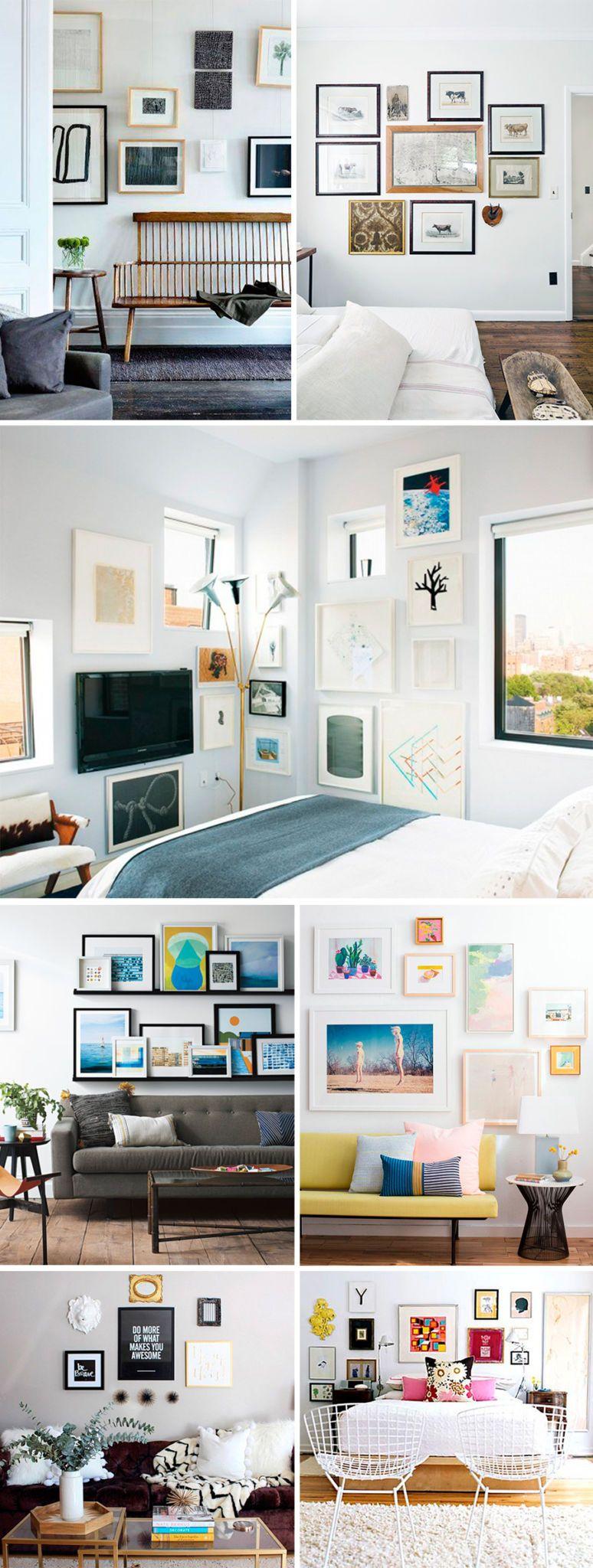 cantinho charmoso gallery wall blog da mariah1