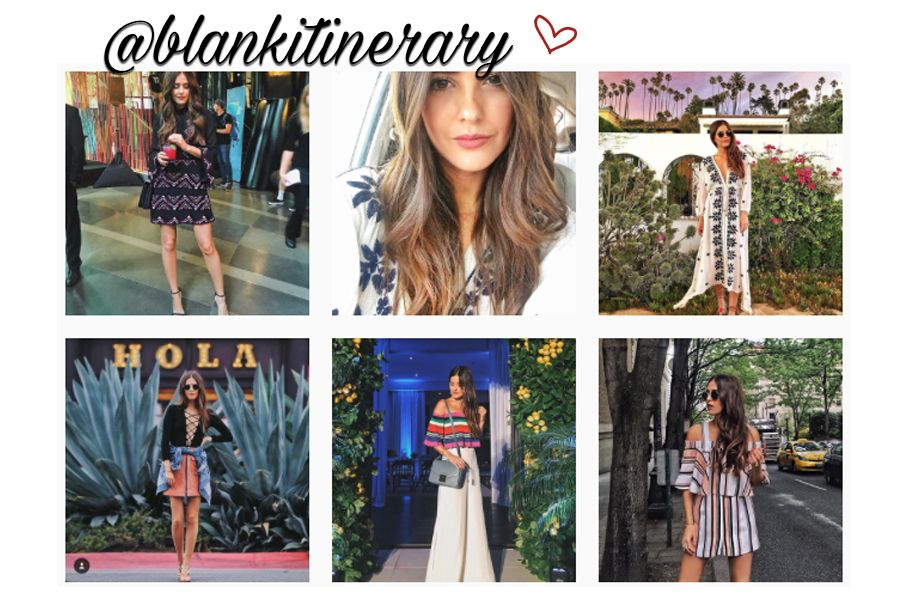 must follow instagram das meninas mais estilosas blog da mariah blankitinerary
