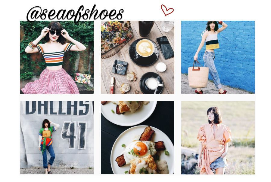 must follow instagram das meninas mais estilosas blog da mariah seaofshoes