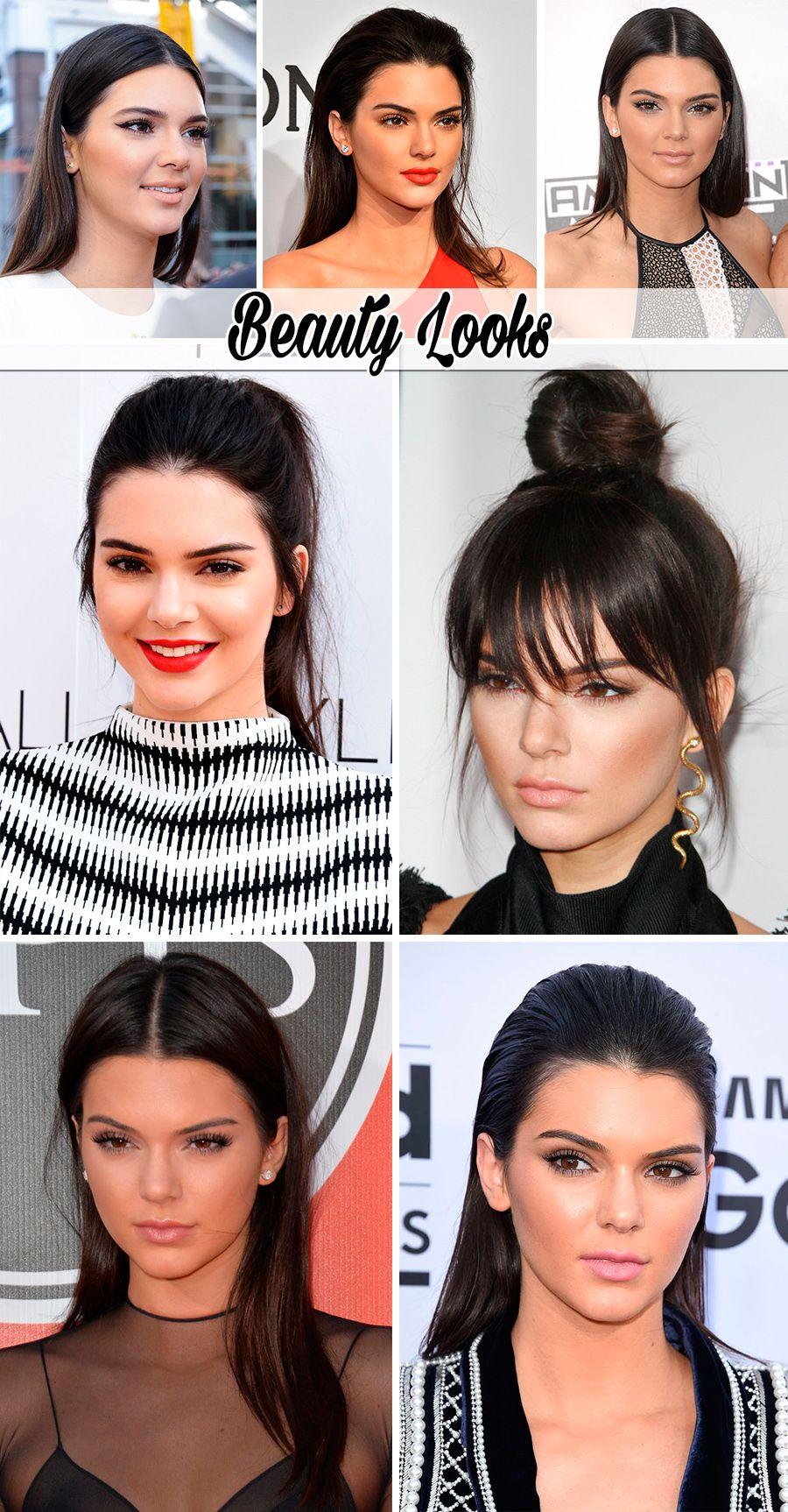 estilo de famosa kendall jenner blog da mariah beauty look