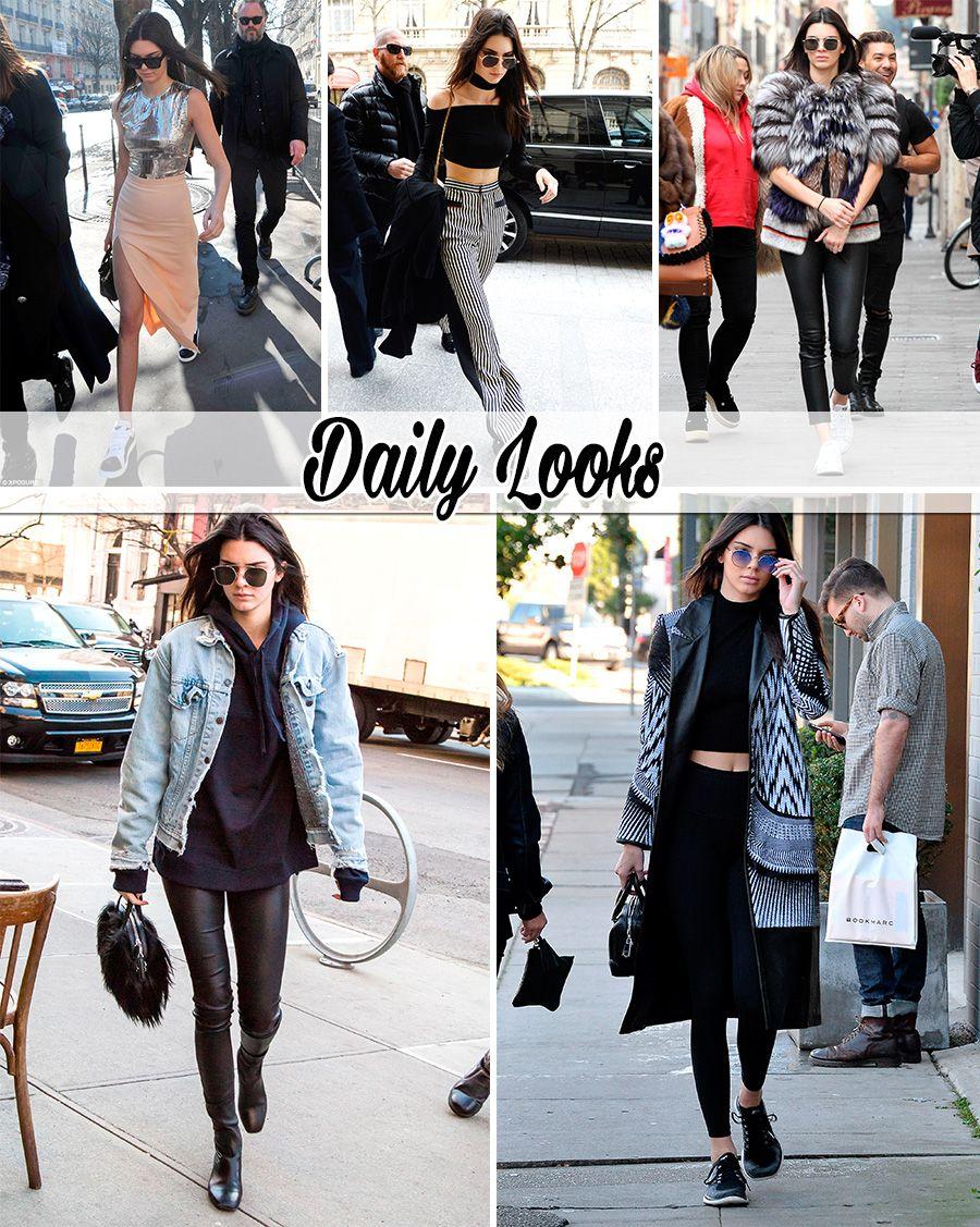 estilo de famosa kendall jenner blog da mariah dailys look1