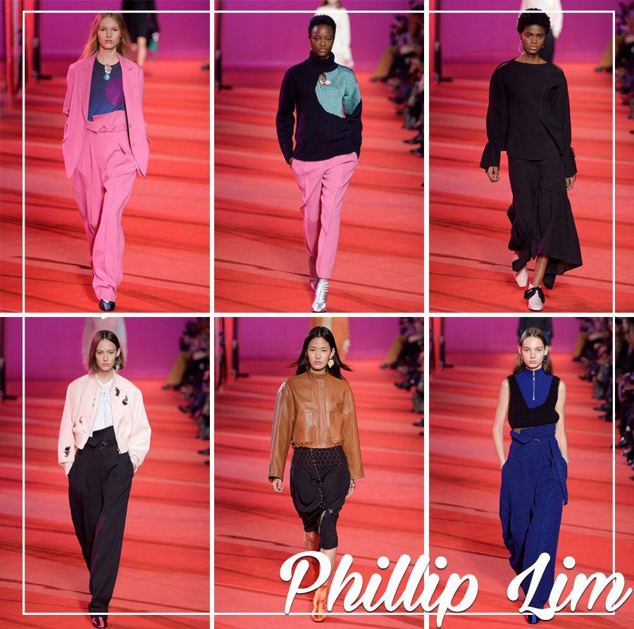 desfiles nyfw blog da mariah Phillip Lim